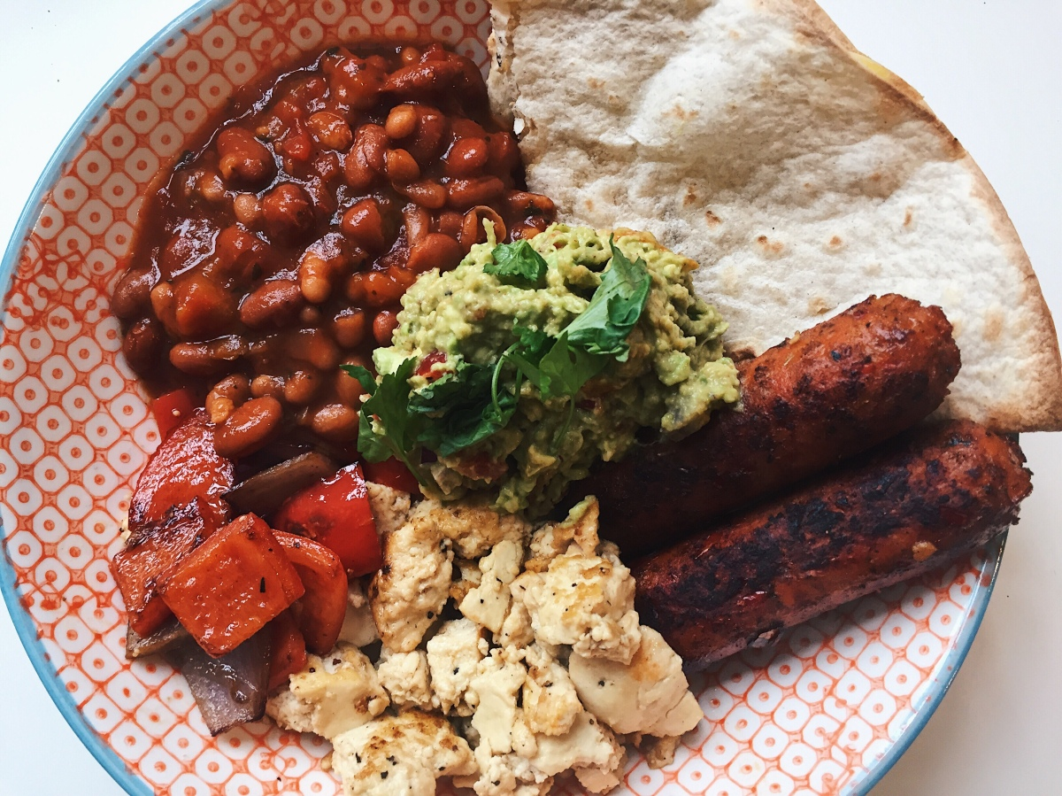 Big Mexican Brunch - Vegan Recipe!