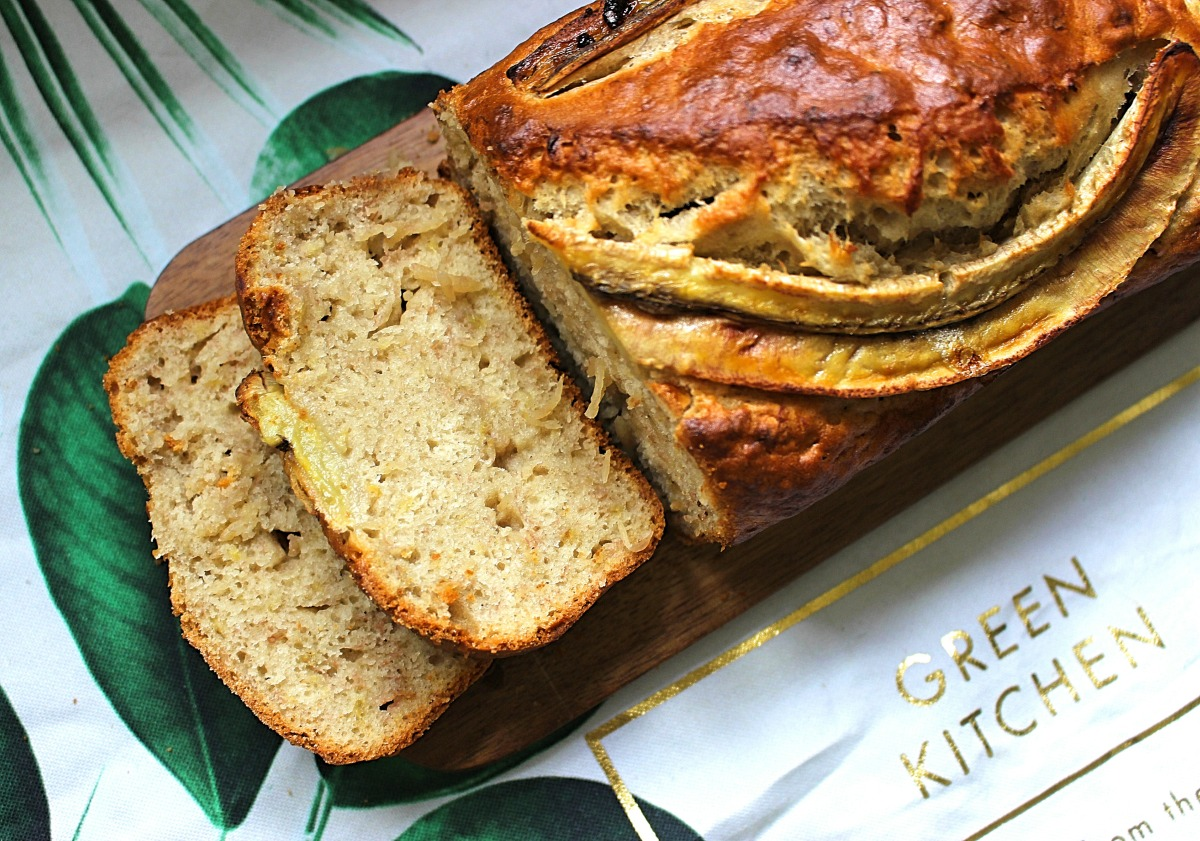 Banana Cake - Vegan Recipe!